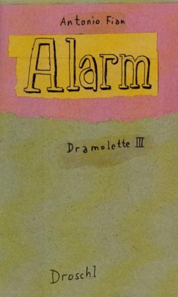 Alarm - Coverbild