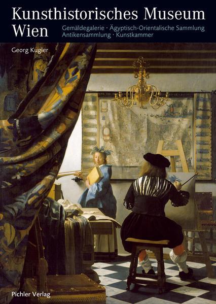 Kunsthistorisches Museum Wien- Englische Ausgabe - Coverbild