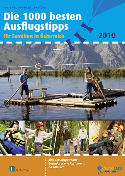 Die 1000 besten Ausflugstipps 2010 - Coverbild