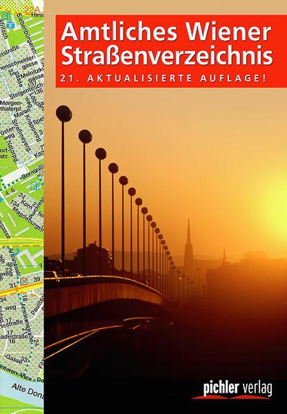 Amtliches Wiener Straßenverzeichnis - Coverbild