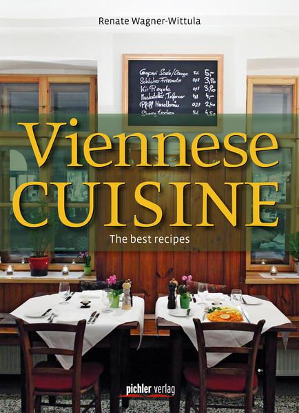 Viennese Cuisine - Coverbild