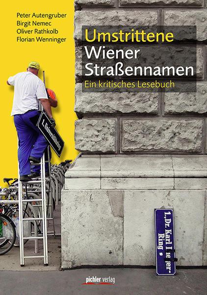 Umstrittene Wiener Straßennamen - Coverbild