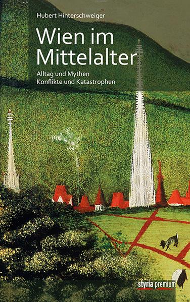 Wien im Mittelalter - Coverbild