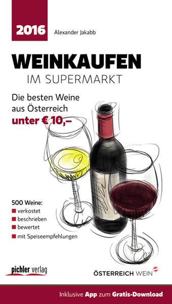 Kostenloses Epub-Buch Weinkaufen im Supermarkt 2016
