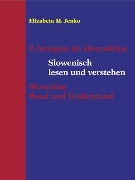Slowenisch lesen und verstehen - Coverbild