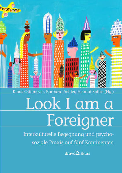 Look I am a Foreigner - Coverbild