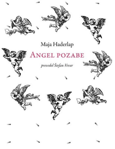 Angel pozabe - Coverbild