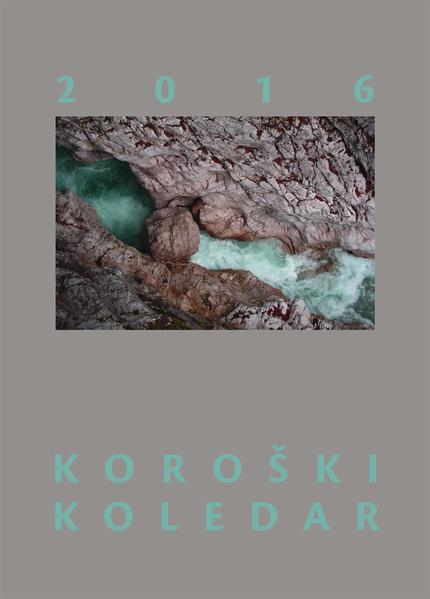 Koroški koledar 2016 - Coverbild