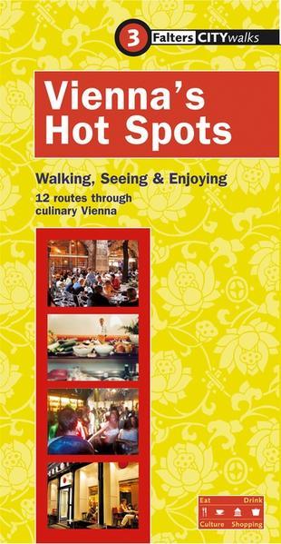 Vienna's Hot Spots - Coverbild