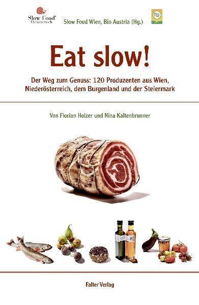 Eat slow! - Coverbild