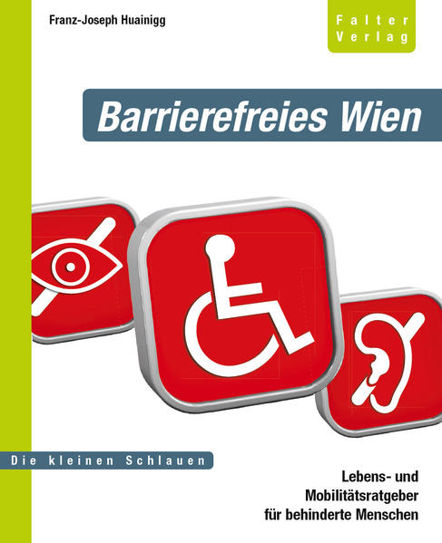 Barrierefreies Wien - Coverbild