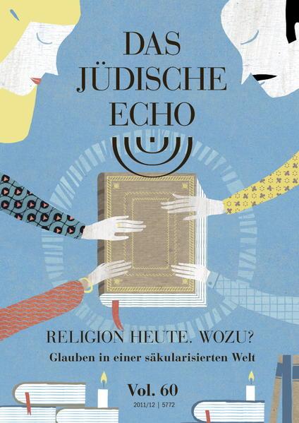 Das Jüdische Echo 2011/12 - Coverbild