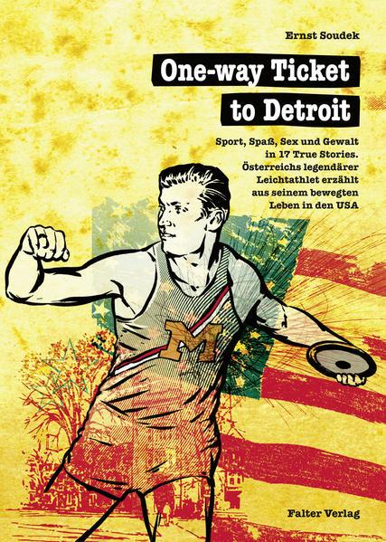 One-way Ticket to Detroit - Coverbild