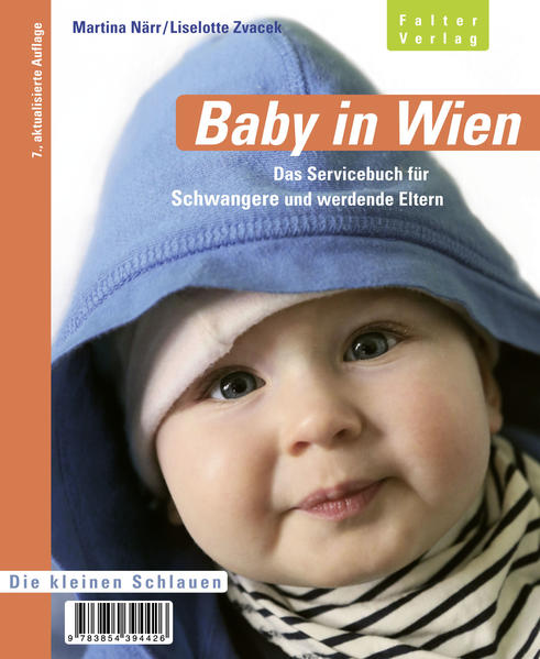 Baby in Wien - Coverbild