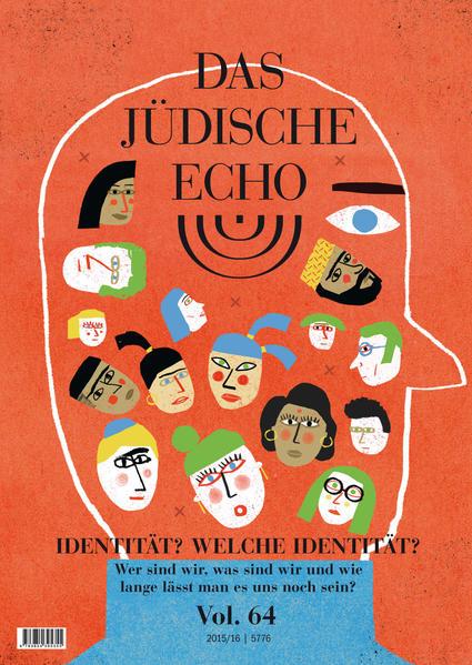Das Jüdische Echo 2015/16 - Coverbild