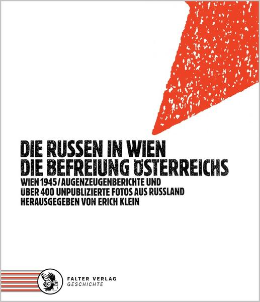Die Russen in Wien. Die Befreiung Österreichs - Coverbild
