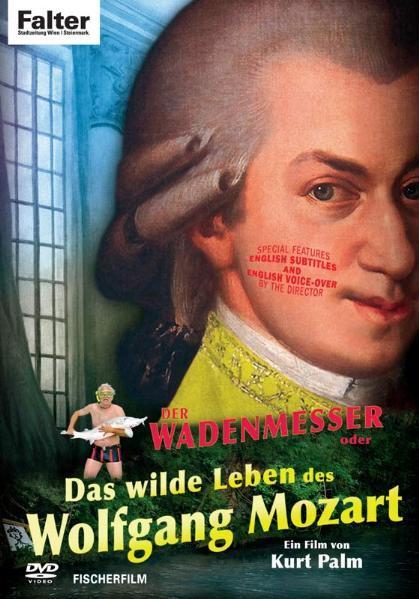 Der Wadenmesser - Coverbild