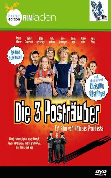 Die drei Posträuber - Coverbild