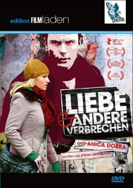 Liebe und andere Verbrechen - Coverbild