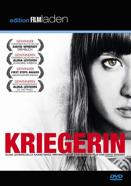 Kriegerin - Coverbild