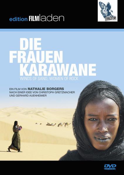 Die Frauenkarawane - Coverbild
