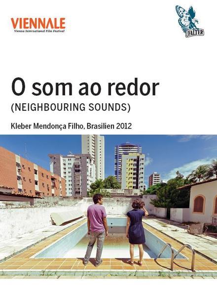 O som ao redor - Coverbild