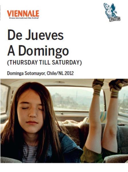 De Jueves A Domingo - Coverbild