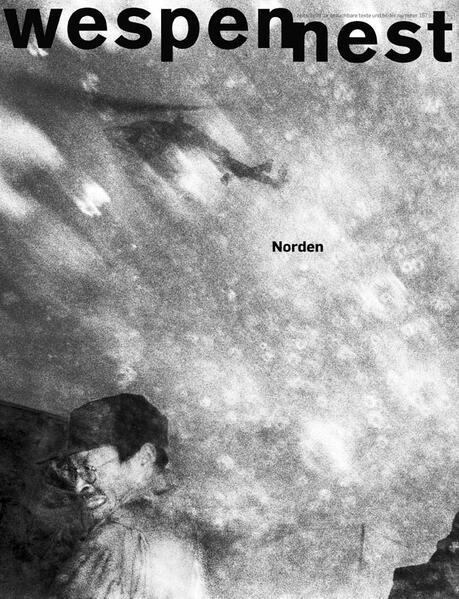Wespennest. Zeitschrift für brauchbare Texte und Bilder / Norden - Coverbild