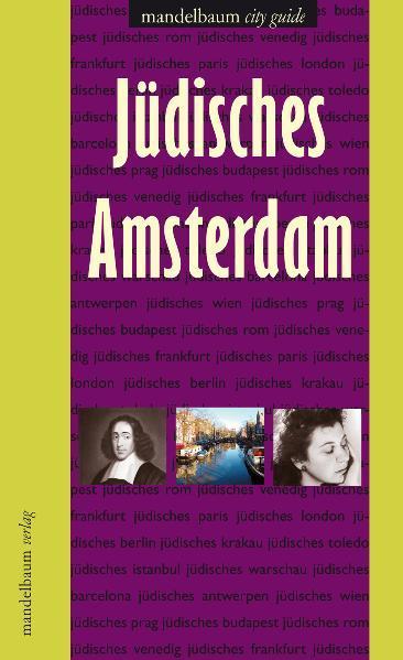 Jüdisches Amsterdam - Coverbild