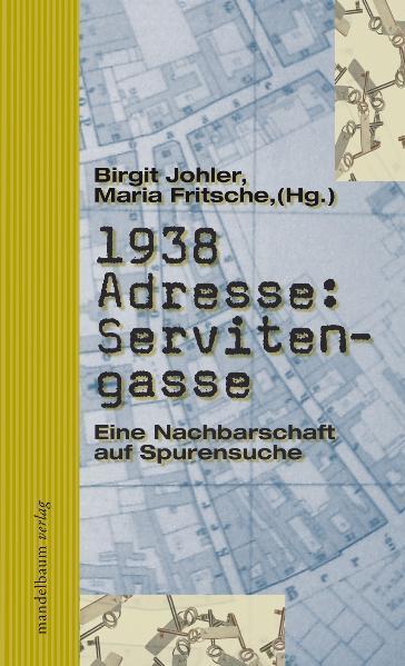 1938 Adresse: Servitengasse - Coverbild