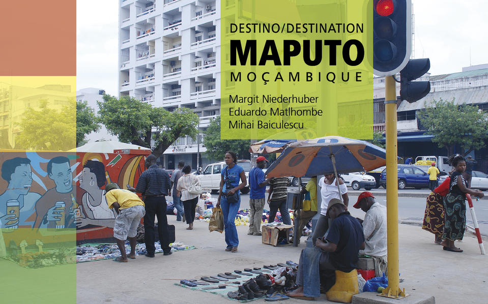 Destino/Destination Maputo - Coverbild