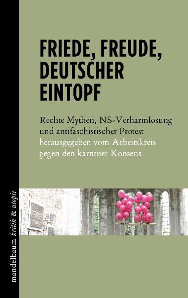 Friede, Freude, deutscher Eintopf - Coverbild