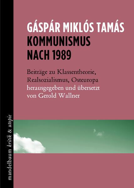 Kommunismus nach 1989 - Coverbild