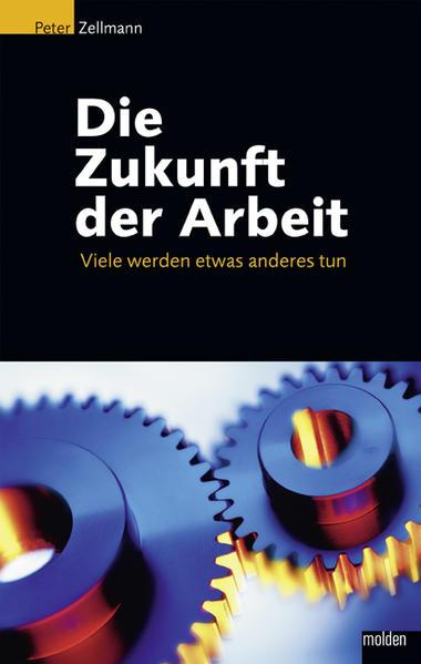 Die Zukunft der Arbeit - Coverbild