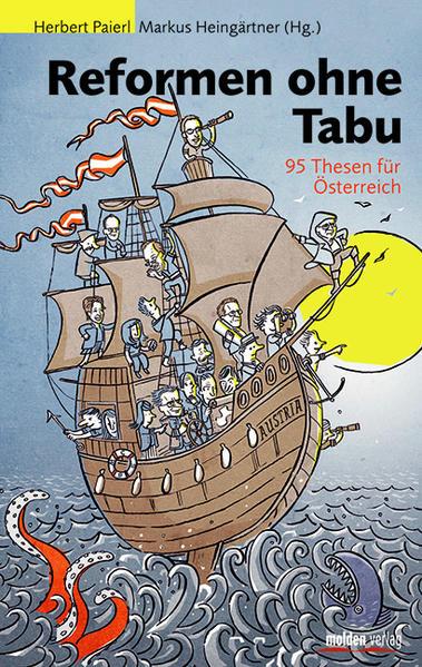 Reformen ohne Tabu - Coverbild