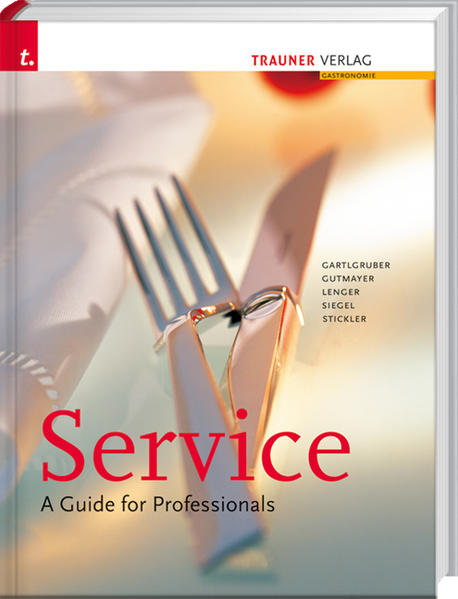 Service - A guide for professionals - Coverbild