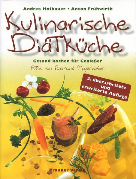 Kulinarische Diätküche - Coverbild