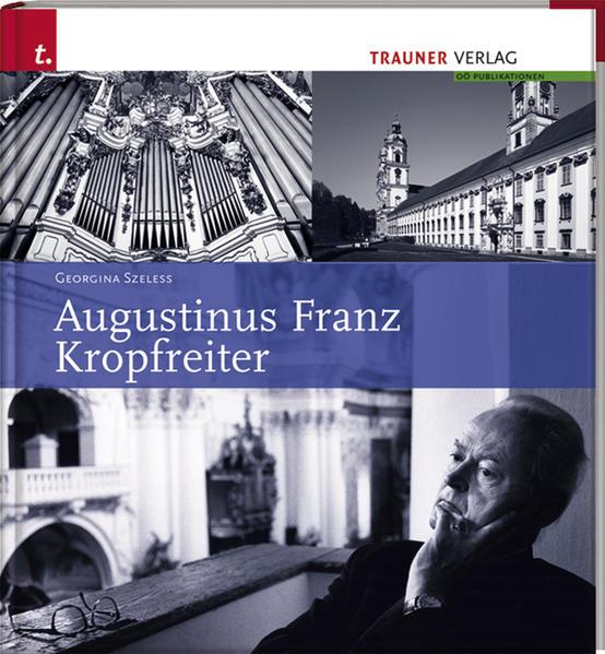 Augustinus Franz Kropfreiter - Coverbild