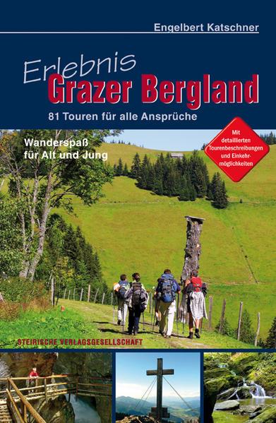 Wandern - Erlebnis Grazer Bergland - Coverbild