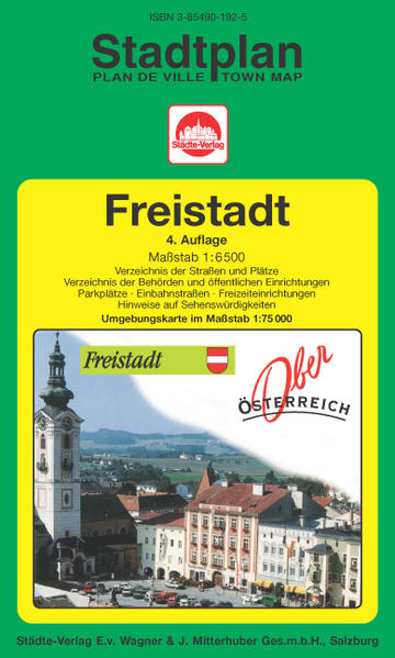 Freistadt - Coverbild