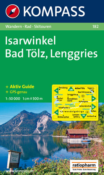 Isarwinkel - Bad Tölz - Lenggries - Coverbild