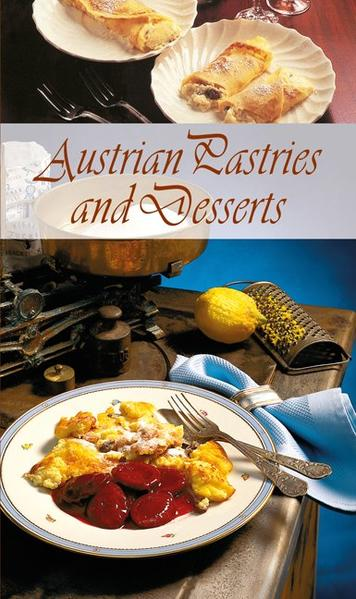 Austrian Pastries and Desserts - Coverbild