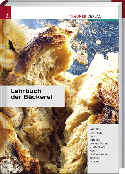 Lehrbuch der Bäckerei - Ausgabe für Deutschland - Coverbild