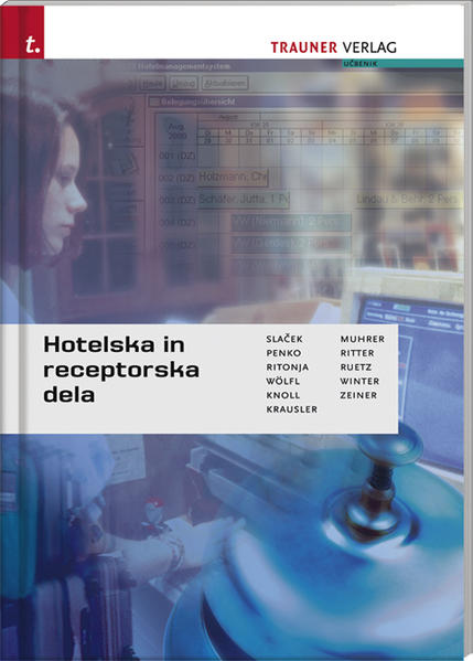 Hotelska in receptorska dela - Coverbild