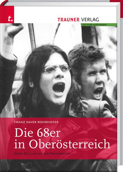 Die 68er in Oberösterreich - Coverbild
