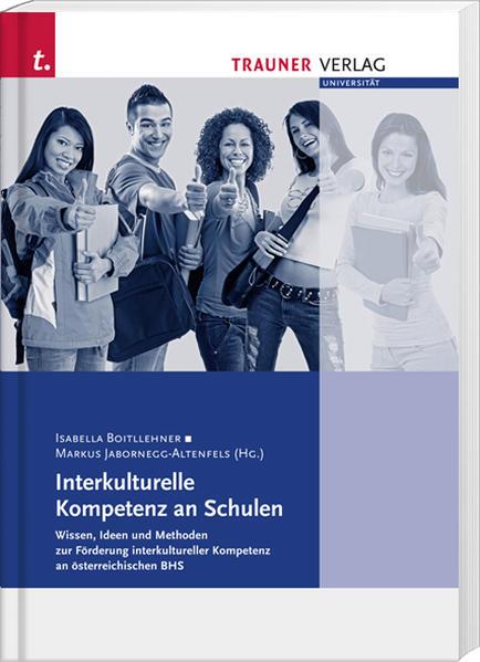 Interkulturelle Kompetenz an Schulen - Coverbild