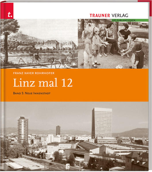 Linz mal 12 - Coverbild