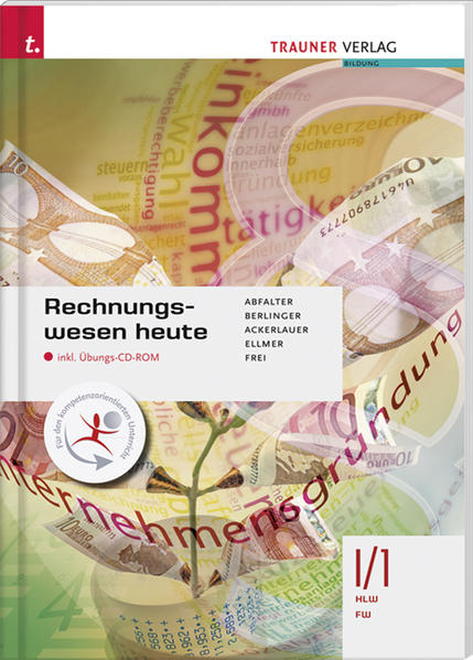 Rechnungswesen heute I/1 HLW/FW - Coverbild