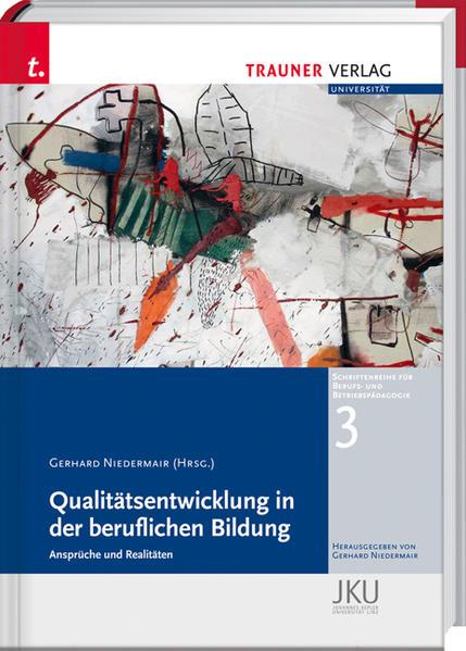 Qualitätsentwicklung in der beruflichen Bildung - Coverbild