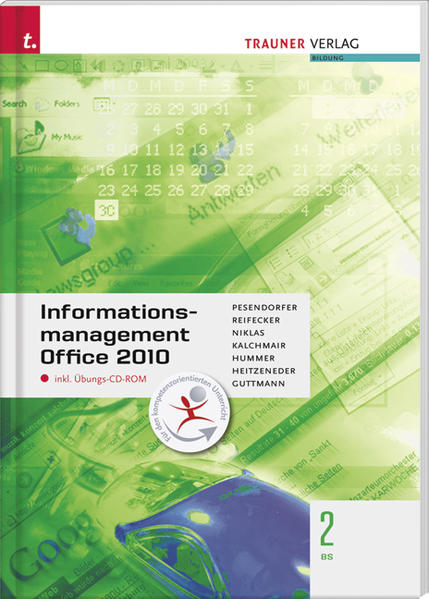 Informationsmanagement Office 2010 2 BS - Coverbild